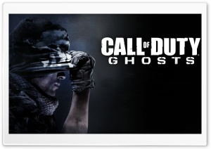 Call of Duty- Ghosts HD Wide Wallpaper for Widescreen