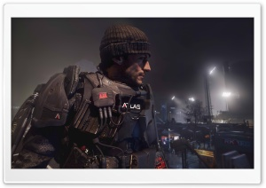 Call Of Duty Advanced Warfare 2014 HD Wide Wallpaper for Widescreen