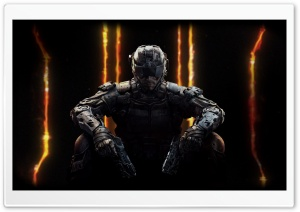 Call of Duty Black Ops 3 HD Wide Wallpaper for 4K UHD Widescreen desktop & smartphone
