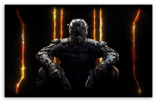 Download Call of Duty Black Ops 3 UltraHD Wallpaper