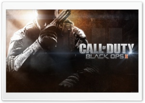 Call Of Duty Black Ops 2 2013 HD Wide Wallpaper for Widescreen