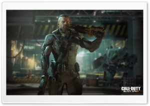 Call of Duty Black Ops 3 Specialist HD Wide Wallpaper for Widescreen