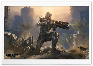 Call Of Duty Black Ops 3 Specialist Prophet HD Wide Wallpaper for Widescreen
