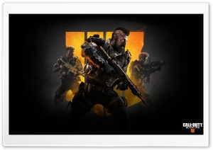 Call of Duty Black Ops 4 2018 HD Wide Wallpaper for 4K UHD Widescreen desktop & smartphone