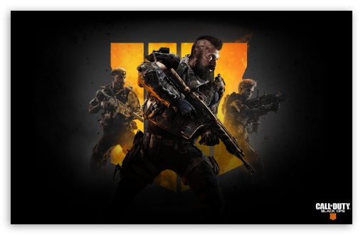 Call Of Duty Black Ops 4 Ultra Hd Desktop Background Wallpaper For