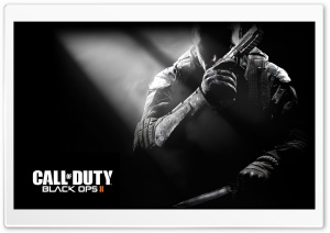 Call of Duty-Black Ops II HD Wide Wallpaper for Widescreen