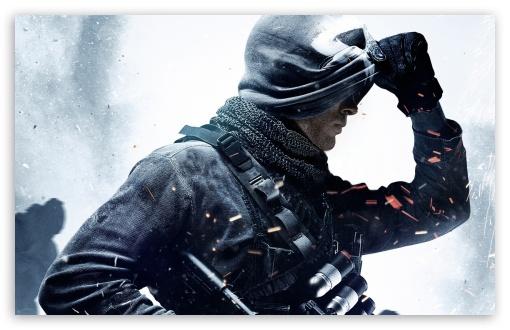 Download Call Of Duty Ghost UltraHD Wallpaper