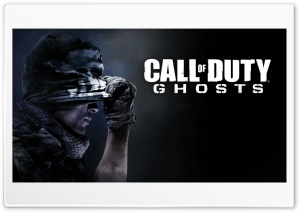 Call Of Duty Ghosts HD Wide Wallpaper for Widescreen