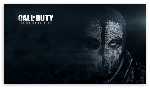 Call of Duty Ghosts UltraHD Wallpaper for 8K UHD TV 16:9 Ultra High Definition 2160p 1440p 1080p 900p 720p ;