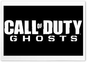 Call Of Duty Ghosts - 2013