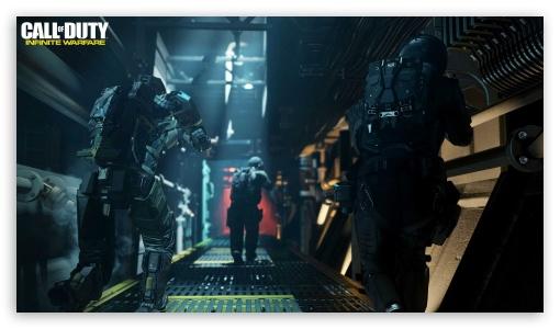 Cod Infinite Warfare Wallpaper: Call Of Duty Infinite Warfare 2016 4K HD Desktop Wallpaper