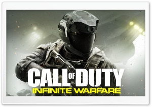 Call of Duty Infinite Warfare HD Wide Wallpaper for 4K UHD Widescreen desktop & smartphone