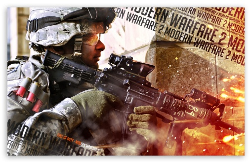 Call Of Duty Modern Warfare 2 Ultra Hd Desktop Background