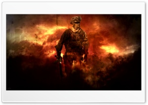 Call of Duty Modern Warfare 2 HD HD Wide Wallpaper for Widescreen