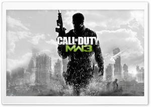 Call Of Duty Modern Warfare 3 HD Wide Wallpaper for 4K UHD Widescreen desktop & smartphone
