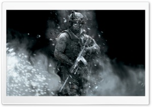 Call of Duty Modern Warfare 3 HD Wide Wallpaper for Widescreen