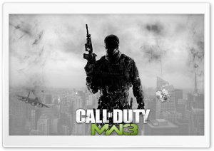 Call Of Duty Modern Warfare HD Wide Wallpaper for Widescreen
