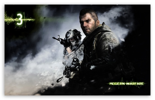 Call Of Duty MW3 HD wallpaper for Wide 16:10 5:3 Widescreen WHXGA WQXGA WUXGA WXGA WGA ; HD 16:9 High Definition WQHD QWXGA 1080p 900p 720p QHD nHD ; Mobile 5:3 16:9 - WGA WQHD QWXGA 1080p 900p 720p QHD nHD ;