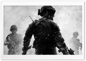 CALL OF DUTY MW3 HD Wide Wallpaper for Widescreen