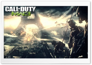 Call Of Duty MW 3 HD Wide Wallpaper for Widescreen