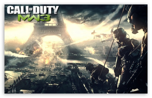 Call Of Duty MW 3 HD wallpaper for Wide 16:10 5:3 Widescreen WHXGA WQXGA WUXGA WXGA WGA ; HD 16:9 High Definition WQHD QWXGA 1080p 900p 720p QHD nHD ; Mobile 5:3 - WGA ;