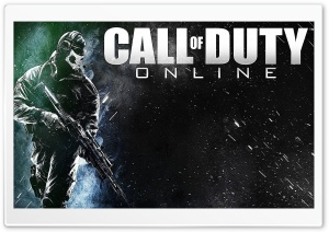Call of Duty Online HD Wide Wallpaper for Widescreen