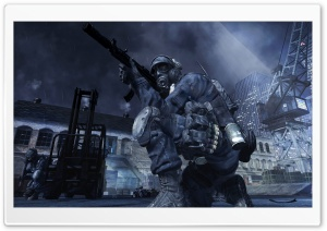 Call Of Duty Screenshot HD Wide Wallpaper for Widescreen