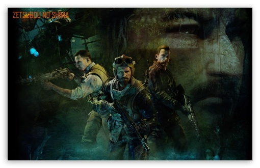 Call of Duty Zombies ZETSUBOU NO SHIMA ❤ 4K UHD Wallpaper for Wide 16:10 5:3 Widescreen WHXGA WQXGA WUXGA WXGA WGA ; 4K UHD 16:9 Ultra High Definition 2160p 1440p 1080p 900p 720p ; Mobile 5:3 16:9 - WGA 2160p 1440p 1080p 900p 720p ;