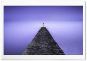Calm Ocean Aesthetic Ultra HD Wallpaper for 4K UHD Widescreen desktop, tablet & smartphone