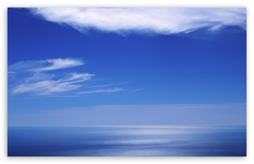 Calm Ocean And Blue Sky HD wallpaper for Wide 16:10 5:3 Widescreen WHXGA WQXGA WUXGA WXGA WGA ; HD 16:9 High Definition WQHD QWXGA 1080p 900p 720p QHD nHD ; Standard 4:3 5:4 3:2 Fullscreen UXGA XGA SVGA QSXGA SXGA DVGA HVGA HQVGA devices ( Apple PowerBook G4 iPhone 4 3G 3GS iPod Touch ) ; Tablet 1:1 ; iPad 1/2/Mini ; Mobile 4:3 5:3 3:2 16:9 5:4 - UXGA XGA SVGA WGA DVGA HVGA HQVGA devices ( Apple PowerBook G4 iPhone 4 3G 3GS iPod Touch ) WQHD QWXGA 1080p 900p 720p QHD nHD QSXGA SXGA ;