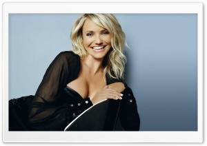 Cameron Diaz HD Wide Wallpaper for 4K UHD Widescreen desktop & smartphone