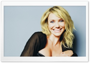 Cameron Diaz HD Wide Wallpaper for Widescreen