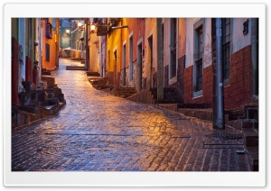 Camino De Oro, Guanajuato, Mexico HD Wide Wallpaper for Widescreen