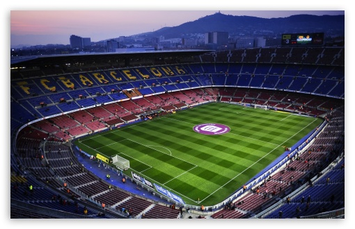 Camp Nou in Barcelona, Spain HD wallpaper for Wide 16:10 5:3 Widescreen WHXGA WQXGA WUXGA WXGA WGA ; HD 16:9 High Definition WQHD QWXGA 1080p 900p 720p QHD nHD ; Standard 4:3 5:4 3:2 Fullscreen UXGA XGA SVGA QSXGA SXGA DVGA HVGA HQVGA devices ( Apple PowerBook G4 iPhone 4 3G 3GS iPod Touch ) ; iPad 1/2/Mini ; Mobile 4:3 5:3 3:2 16:9 5:4 - UXGA XGA SVGA WGA DVGA HVGA HQVGA devices ( Apple PowerBook G4 iPhone 4 3G 3GS iPod Touch ) WQHD QWXGA 1080p 900p 720p QHD nHD QSXGA SXGA ;