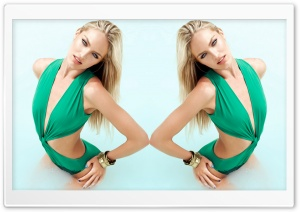 Candice Swanepoel 2013 Photoshoot HD Wide Wallpaper for Widescreen