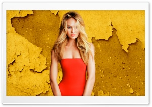Candice Swanepoel HD Wide Wallpaper for Widescreen