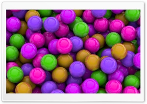 Candies HD Wide Wallpaper for Widescreen