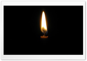 Candle Light HD Wide Wallpaper for Widescreen