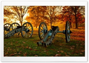 Cannons Old Artillery Ultra HD Wallpaper for 4K UHD Widescreen desktop, tablet & smartphone