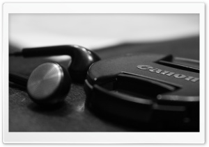 Canon HD Wide Wallpaper for Widescreen