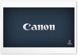 Canon HD Wide Wallpaper for Widescreen