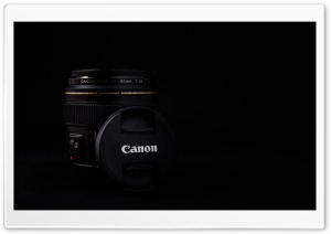 Canon 85mm 1.8 Ultra HD Wallpaper for 4K UHD Widescreen desktop, tablet & smartphone