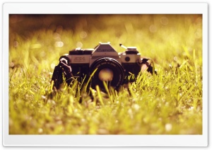Canon AE-1 HD Wide Wallpaper for Widescreen