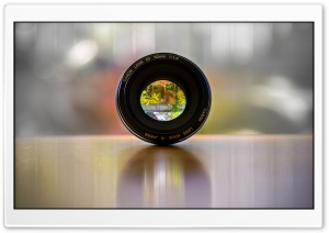 CANON Lens Ultra HD Wallpaper for 4K UHD Widescreen desktop, tablet & smartphone