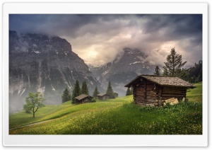 Canton Of Bern Switzerland HD Wide Wallpaper for Widescreen