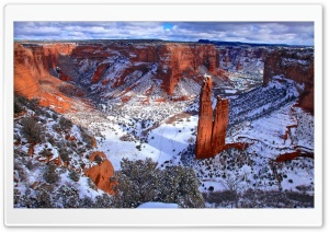Canyon Chelly Navajo Nation Arizona HD Wide Wallpaper for Widescreen