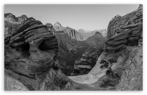 Canyon Overlook, Zion, Landscape Black and White UltraHD Wallpaper for Wide 16:10 5:3 Widescreen WHXGA WQXGA WUXGA WXGA WGA ; UltraWide 21:9 24:10 ; 8K UHD TV 16:9 Ultra High Definition 2160p 1440p 1080p 900p 720p ; UHD 16:9 2160p 1440p 1080p 900p 720p ; Standard 4:3 5:4 3:2 Fullscreen UXGA XGA SVGA QSXGA SXGA DVGA HVGA HQVGA ( Apple PowerBook G4 iPhone 4 3G 3GS iPod Touch ) ; Smartphone 16:9 3:2 5:3 2160p 1440p 1080p 900p 720p DVGA HVGA HQVGA ( Apple PowerBook G4 iPhone 4 3G 3GS iPod Touch ) WGA ; Tablet 1:1 ; iPad 1/2/Mini ; Mobile 4:3 5:3 3:2 16:9 5:4 - UXGA XGA SVGA WGA DVGA HVGA HQVGA ( Apple PowerBook G4 iPhone 4 3G 3GS iPod Touch ) 2160p 1440p 1080p 900p 720p QSXGA SXGA ; Dual 16:10 5:3 16:9 4:3 5:4 3:2 WHXGA WQXGA WUXGA WXGA WGA 2160p 1440p 1080p 900p 720p UXGA XGA SVGA QSXGA SXGA DVGA HVGA HQVGA ( Apple PowerBook G4 iPhone 4 3G 3GS iPod Touch ) ;