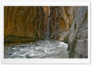 Canyon River HD Wide Wallpaper for Widescreen