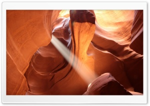 Canyon Sun Ray HD Wide Wallpaper for Widescreen