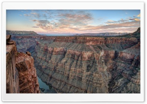Canyon View HD Wide Wallpaper for Widescreen